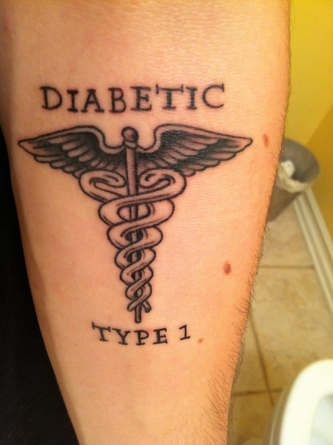Тату для врача фото