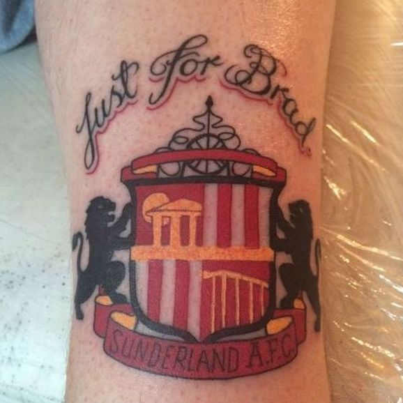 Uncle Gets A Tattoo of a Rival Football Team to Help Nephew