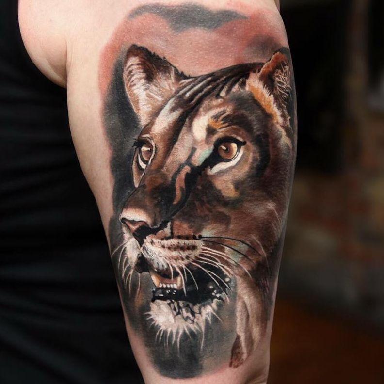 11 Fantásticas Tatuagens Da Natureza Por Kory Angarita