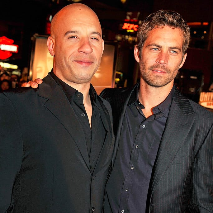 Vin Diesel may Have Just Revealed his New Tattoo Honoring​ Paul Walker