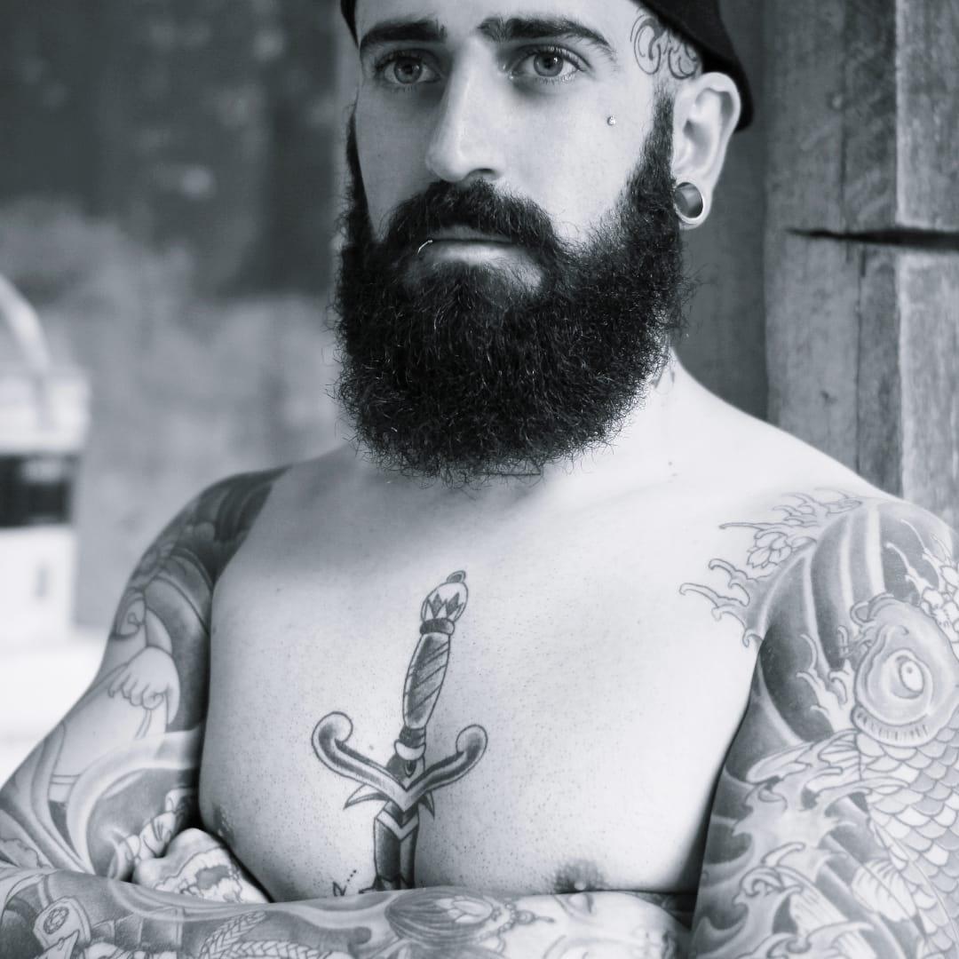 Tatuador Gabriel Cupim Capturado Em 14 Fotos Por Nany Festa