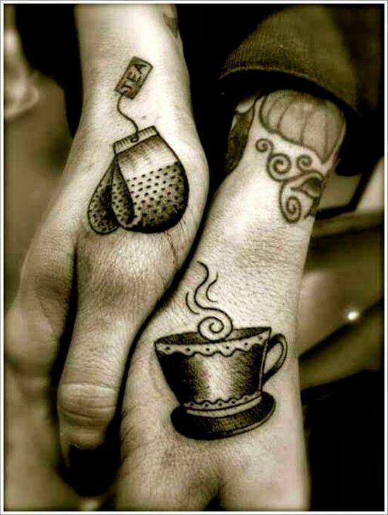 matching tattoo idea
