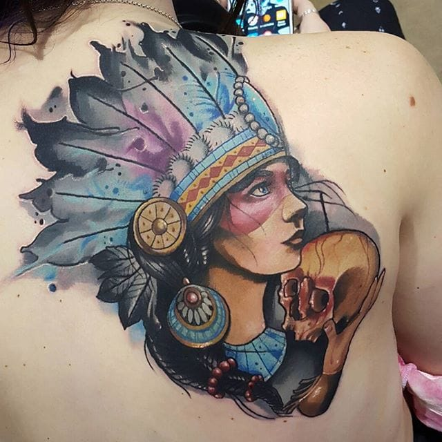 Excitingly Versatile Tattoos by Stephen Monnet