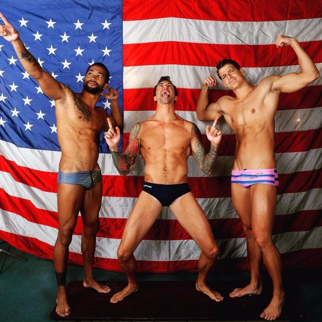 Olympic Swimmer Anthony Ervin's Remarkable Ink Story