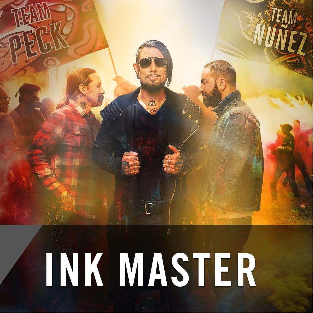 PECK VS NUNEZ: let the Ink Master Battle Begin
