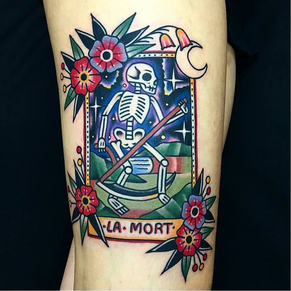 15 Fascinating Tarot Tattoos