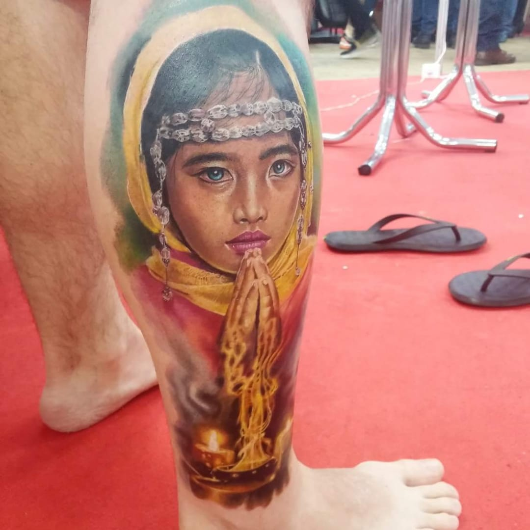 15 Tatuagens Realistas Do Artista Electric Ink Max Campos