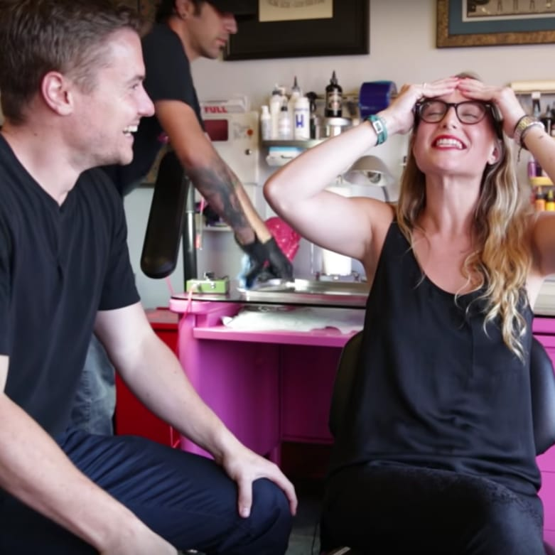 Siblings Pick Surprise Tattoos for Each Other!