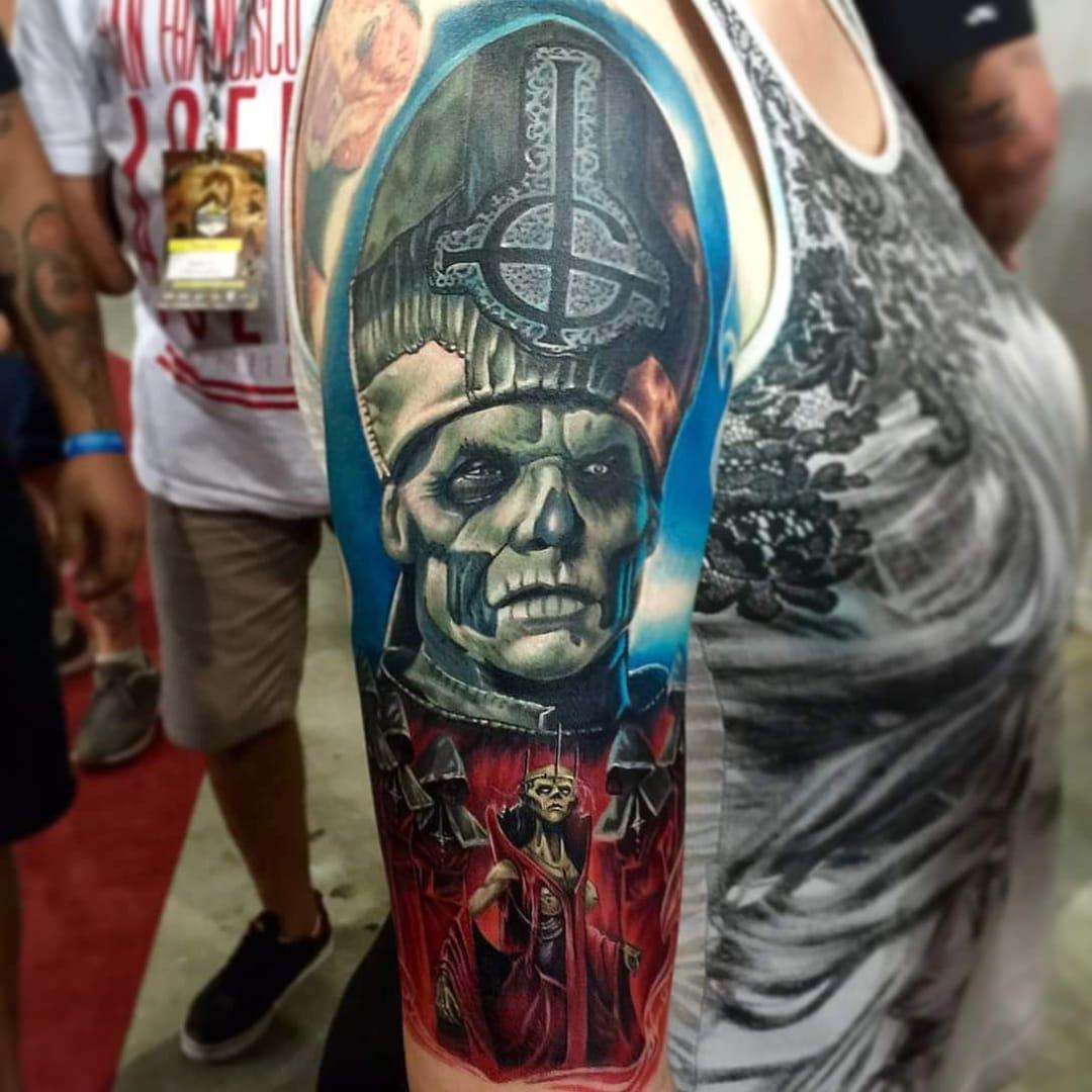 17 Tatuagens Fantásticas Do Junior Inked