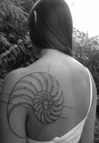 Another shell by Corey Crowley.