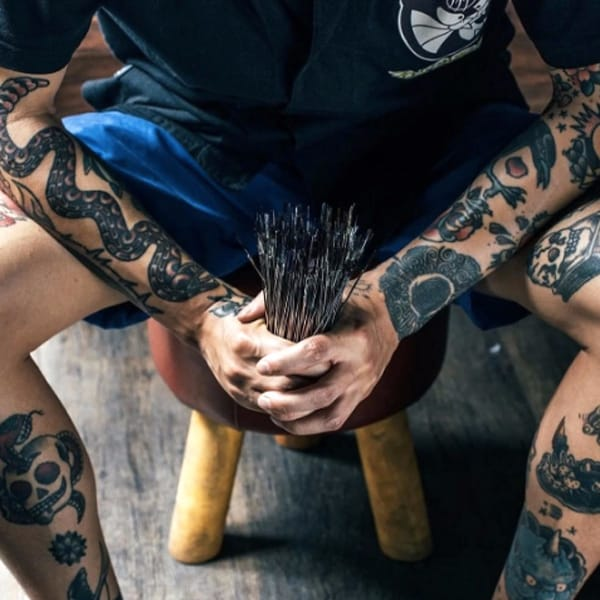 The Eccentric Neo Traditional Tattoo Style of K Lee