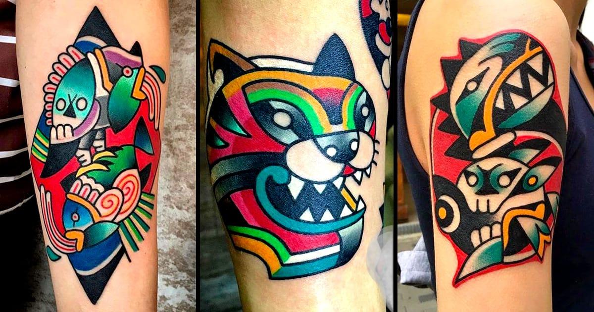 Eccentric Tattoos The Eccentric N...