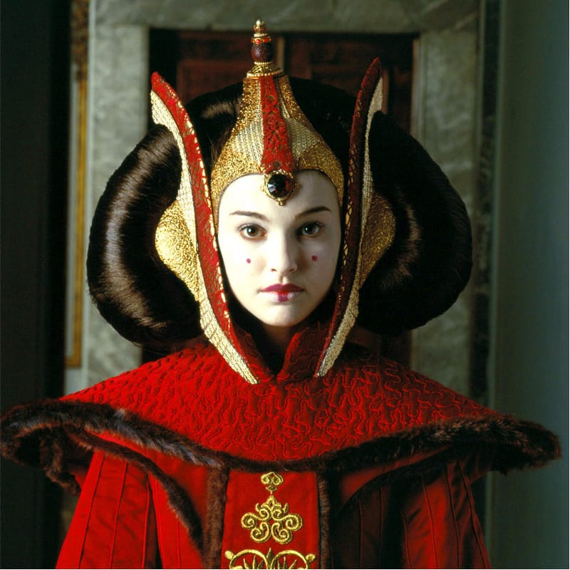 12 Majestic Queen Amidala Tattoos Fit for a Queen