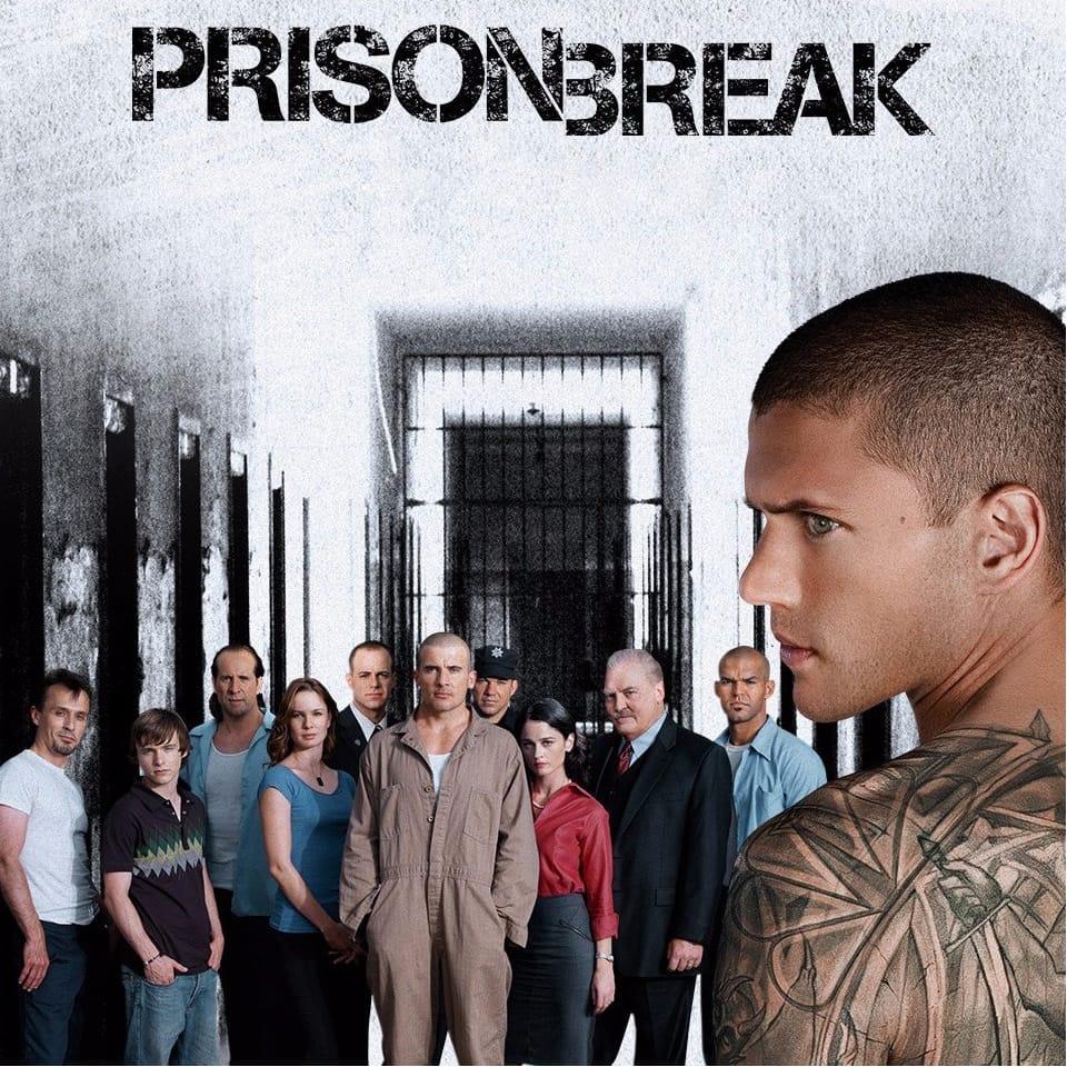 Prison Break Alert - New Season Coming Up