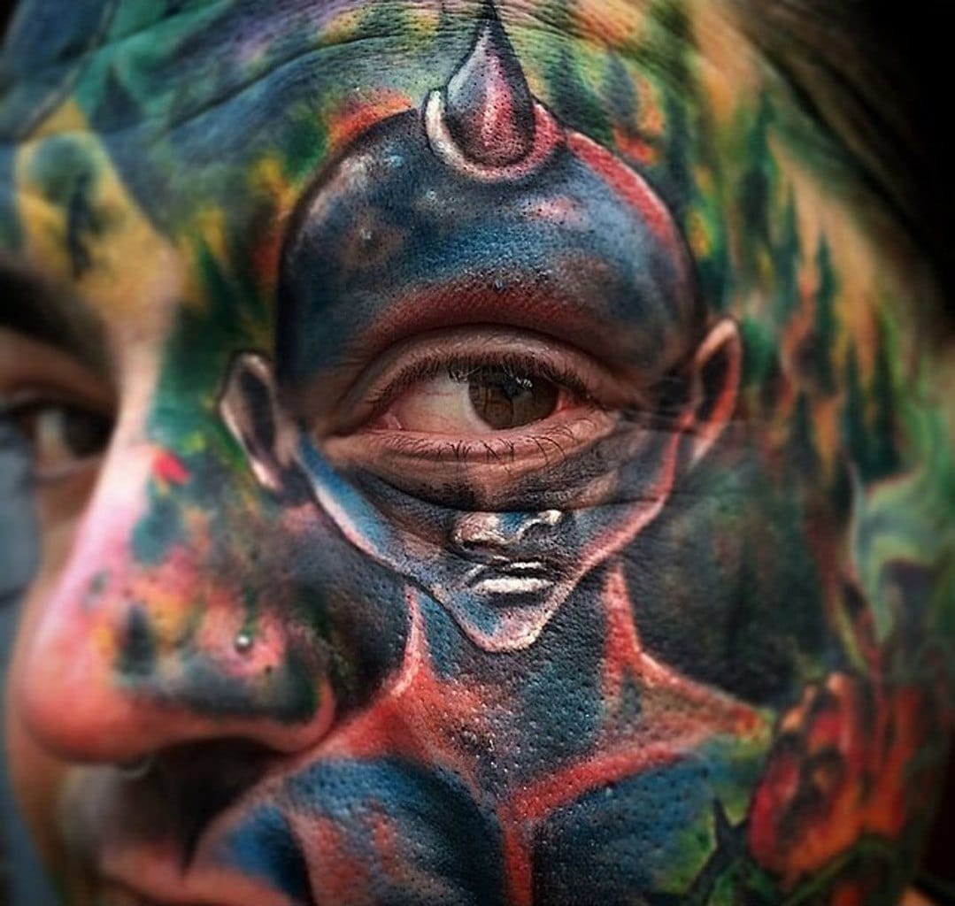 13 Unbelievable Tattoos That Will Mess You Up...Permanently!