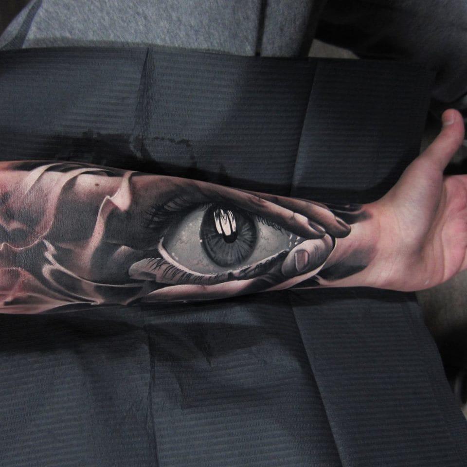 Killer work by Piotr Deadi Dedel.