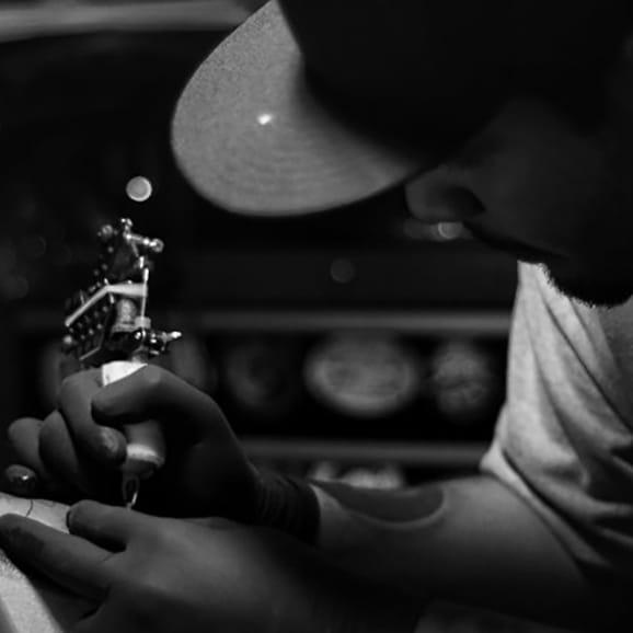 LA's Juan Teyer is a Boss at Black & Grey