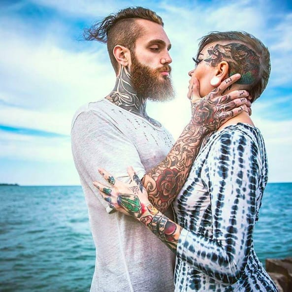 Relationship Goals: Celebrating Tattoos and Love