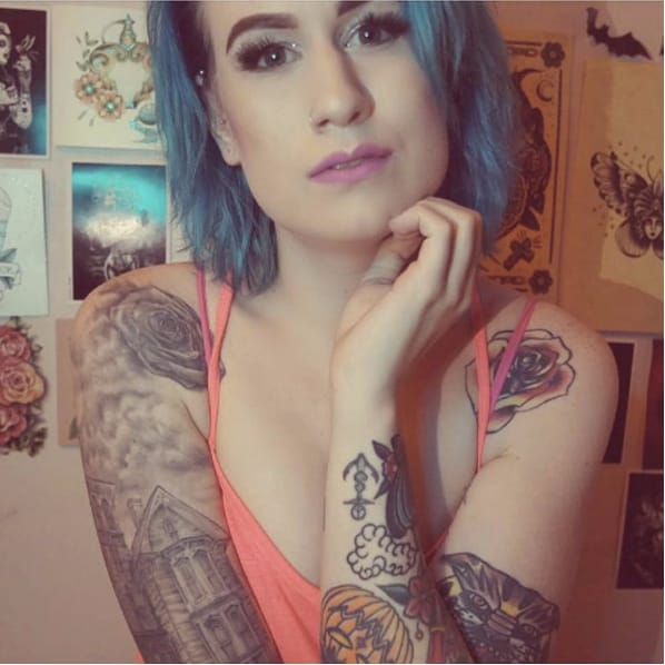 I'm in Love With Treacle Tatts and Her Tattoo Videos