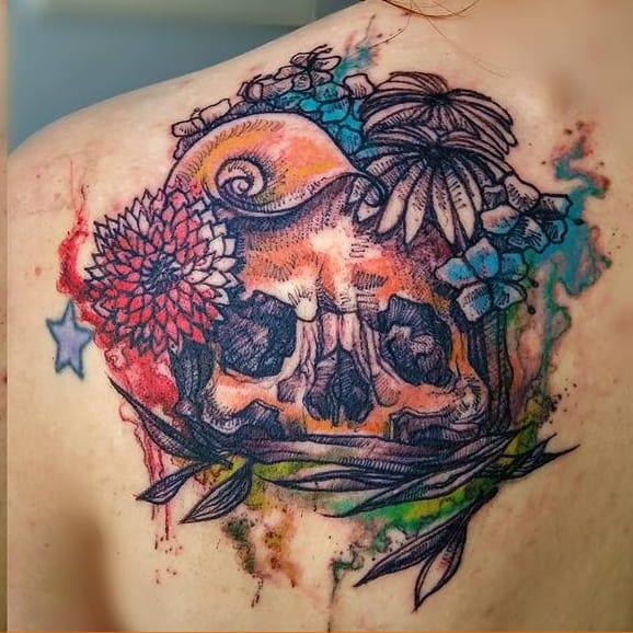 15 Tatuagens Incríveis Da Maravilhosa Artista Mariana Amaral (Parte 2)