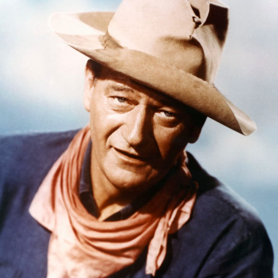 Duke it Out with these Iconic John Wayne Tattoos