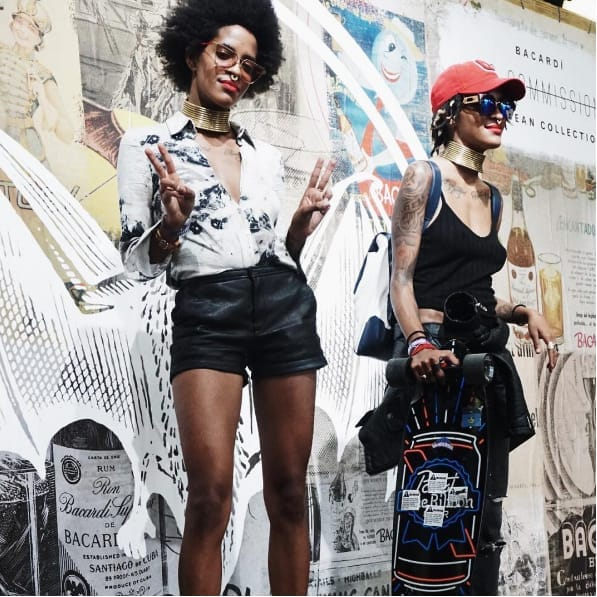 Coco and Breezy Bring Fresh Talent and Tattoos to NYC
