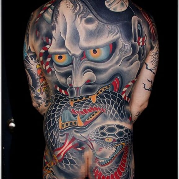11 Insanely Detailed Back-pieces by Mike Rubendall