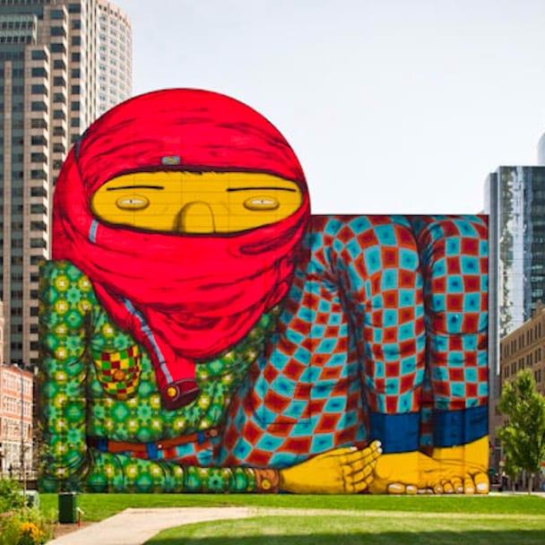 OSGEMEOS: Street Art Inspiring the Art and Tattoo Community