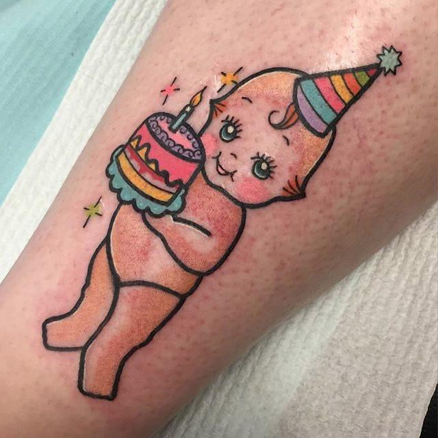 SOOOOO CUTE! Tattoos by Shell Valentine