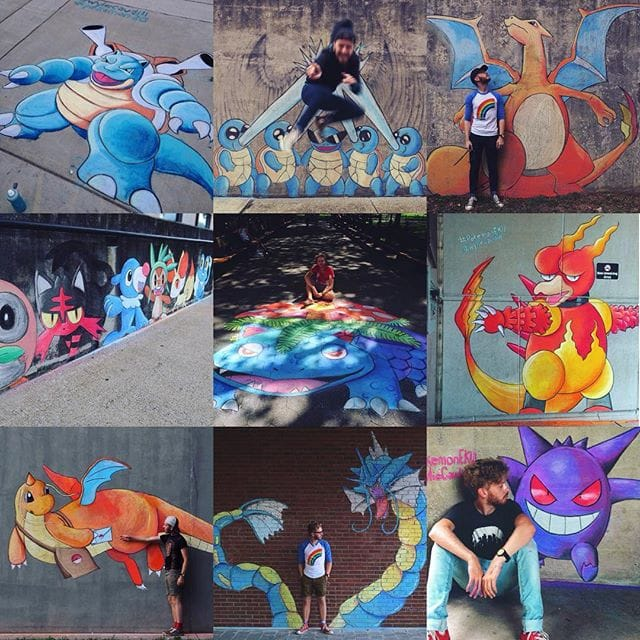 Pokemon are Taking Over the Streets with Wylie Caudill