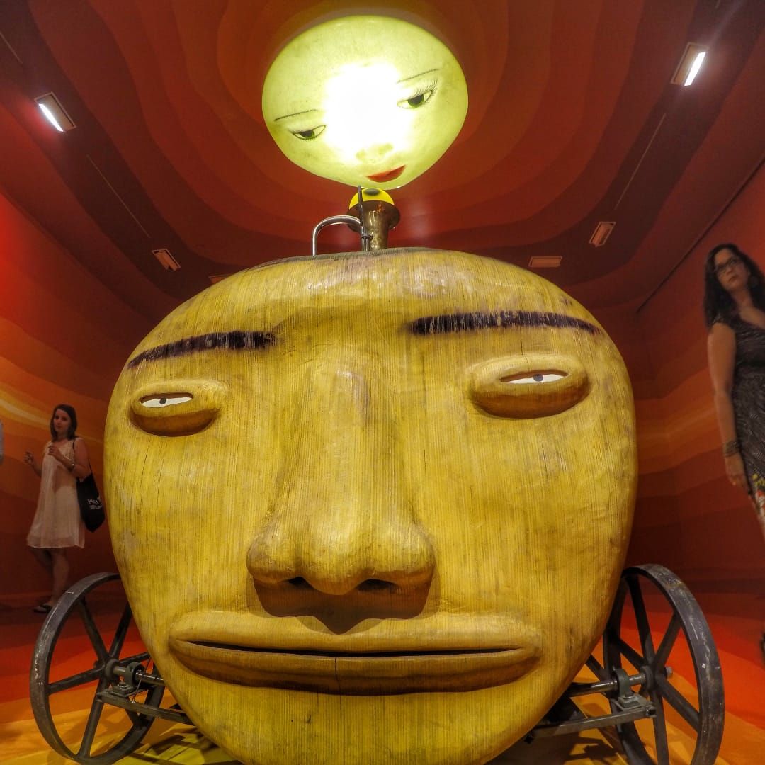 About Last Night's OSGEMEOS Exhibition In NYC...
