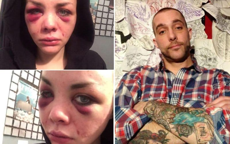 Help Put This Woman-Beating Tattoo Artist Behind Bars