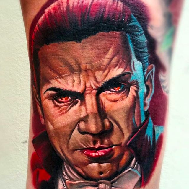 Exceptional Portrait Tattoos by Peter Tattooer