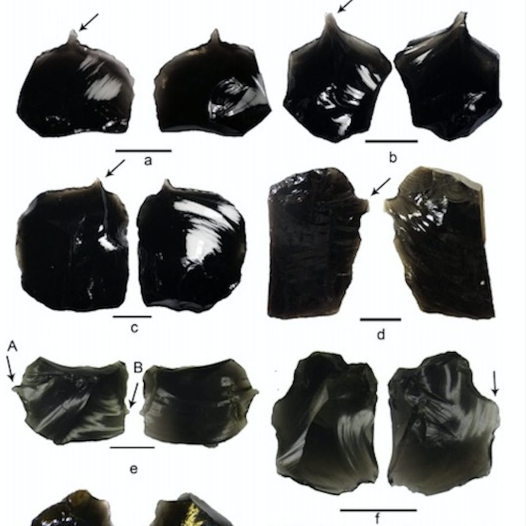 3,000 Years Ago, Tattoos Were Done With Volcanic Glass Tools