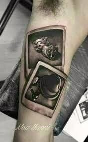 Picture tattoo