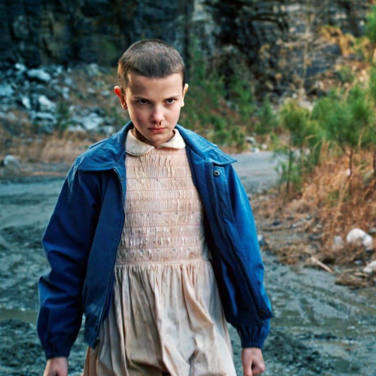 11 Tattoos of Eleven from 'Stranger Things'