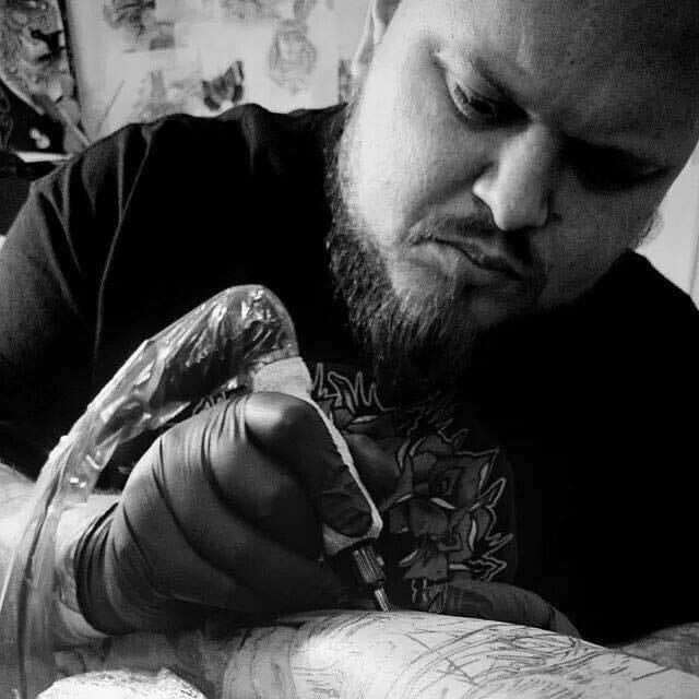 18 Tatuagens Preto e Cinza Fantásticas Do Artista Marcelo Smash