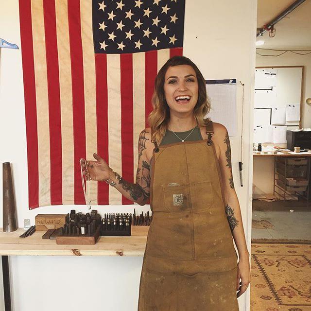 #GIRLBOSS: Meet Meg Girard and Her Self-Titled Jewelry Line