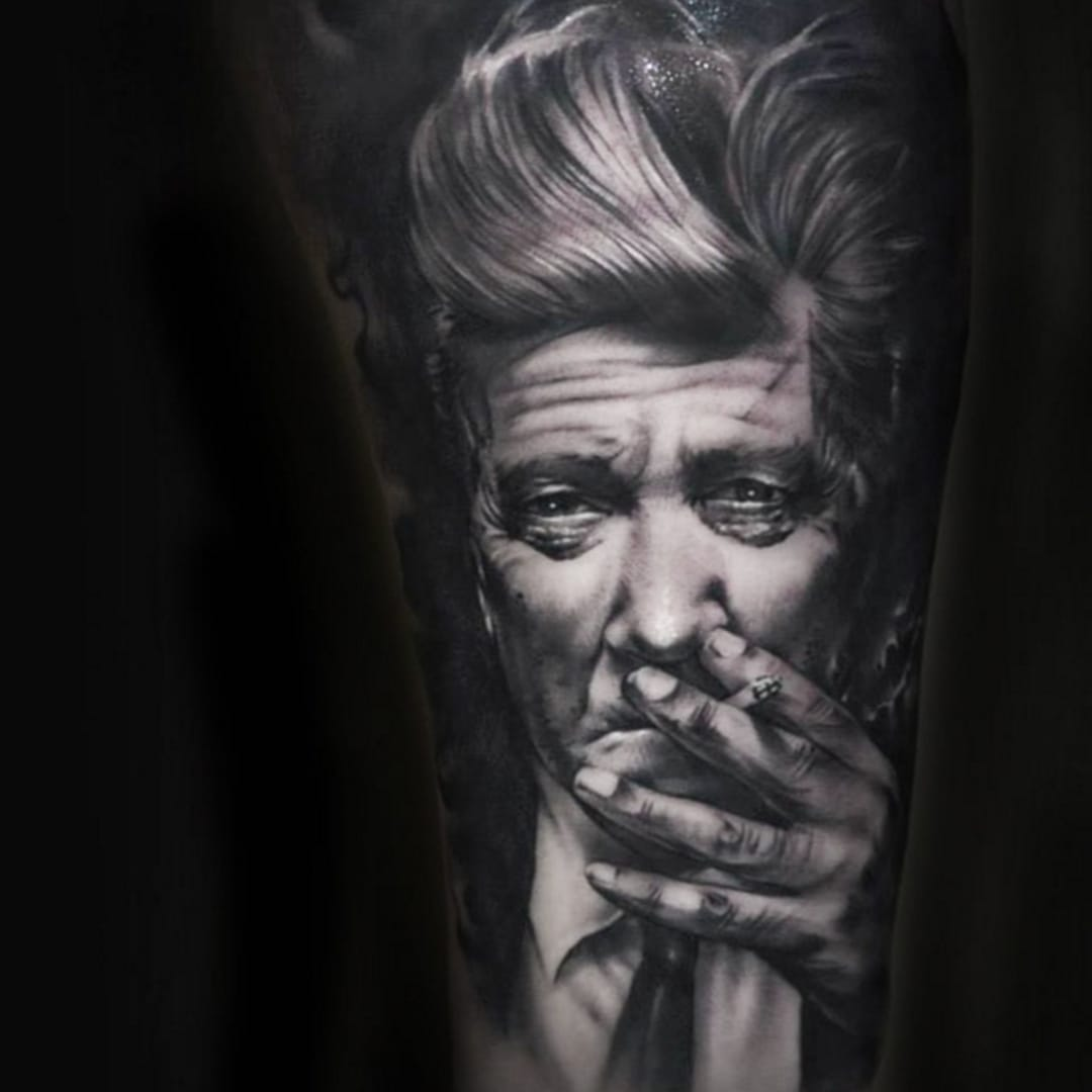8 Tattoos Inspired by the Experimental Cinema of David Lynch