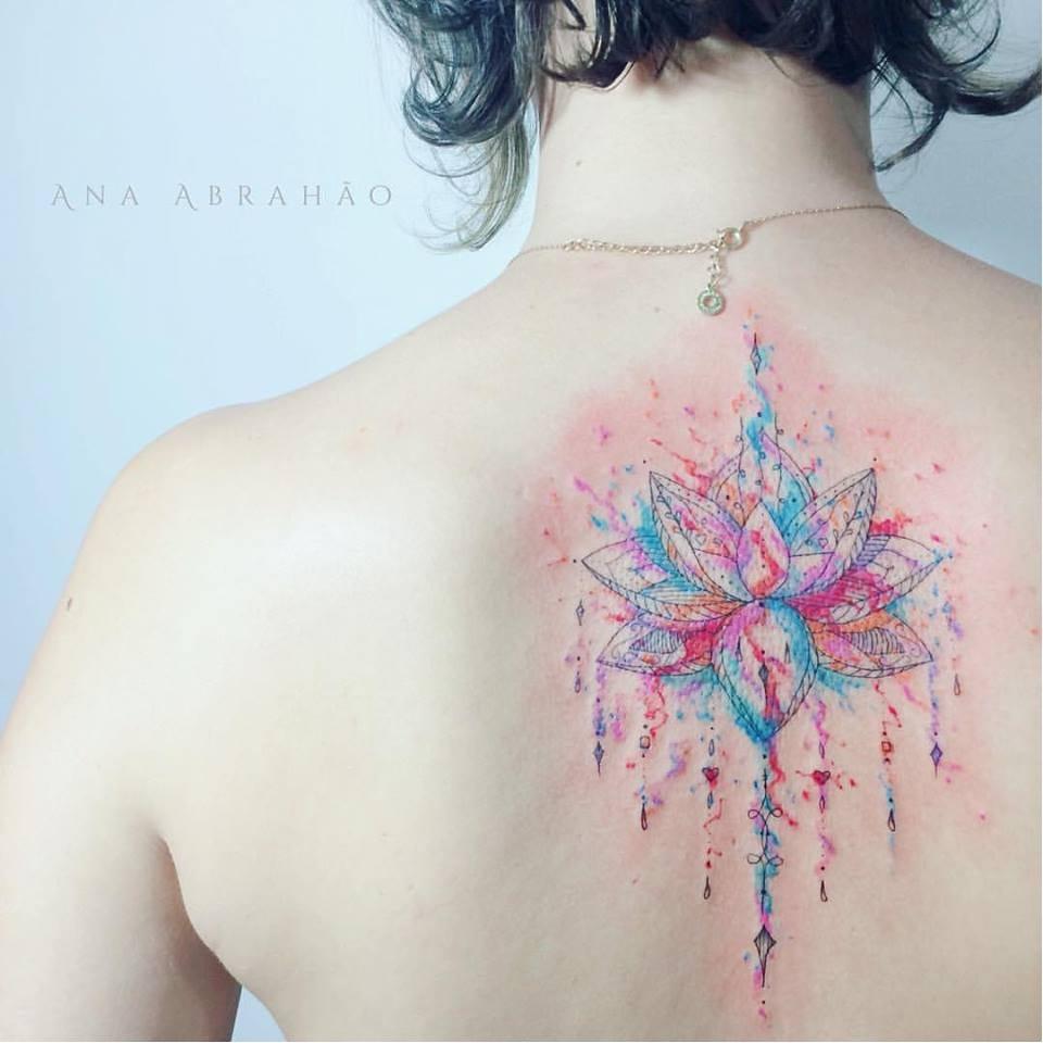 20 Tatuagens Magnificamente Delicadas Da Artista Ana Abrahão