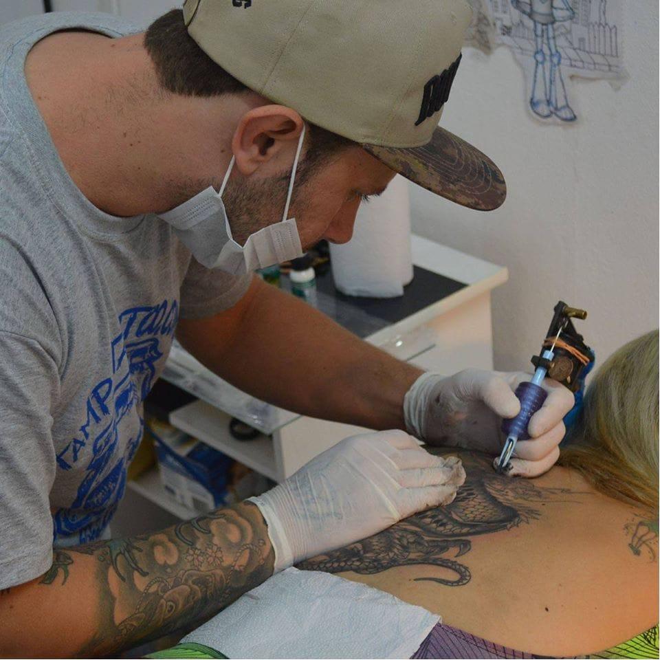 17 Tatuagens Super Coloridas Do Grafiteiro Vagner Azevedo