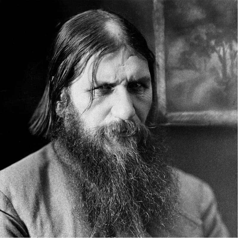 8 Weirdly Wonderful Rasputin Tattoos