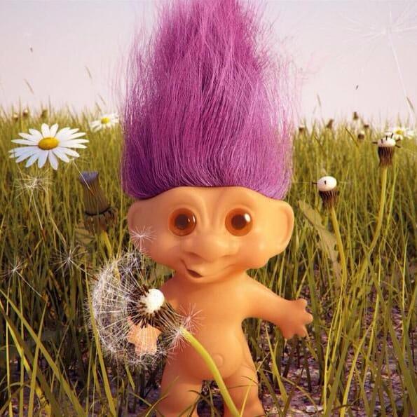 Trolling: 16 Mischievous Troll Doll Tattoos