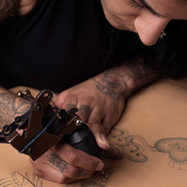 Artist Saira Hunjan Tapped by Luxury Brand Tod's for Collaboration