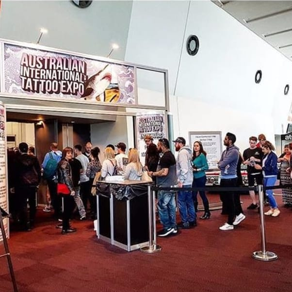 Australian International Tattoo Expo - Perth 2016