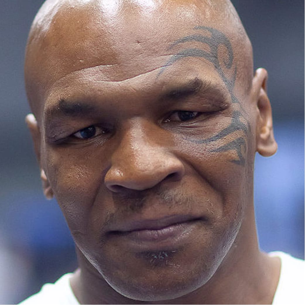 Mike Tyson Definitely Does Not Regret His Face Tattoo