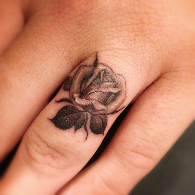How Much Is A Ring Finger Tattoo