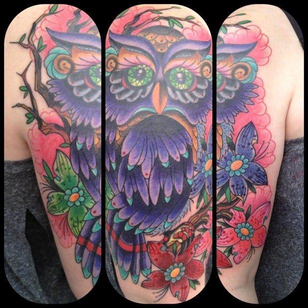 Tattoo Artist: Paul Kirk, Bare Knuckles Tattoo