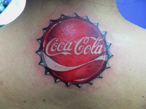 Coca-Cola Tattoo