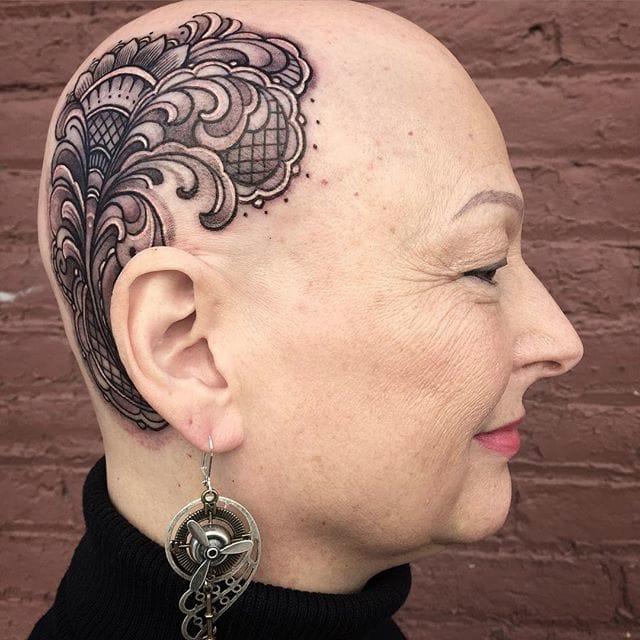 Tattoo By Laurajadetattoos Laura: Ornamental Tattoos By Laura Jade